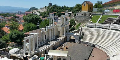 Bulgaria Amphitheatre