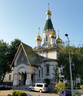 Bulgaria Russian Church