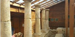 Bulgaria colonnade