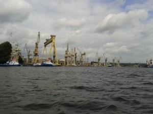 Case Study 3 - Szechin port