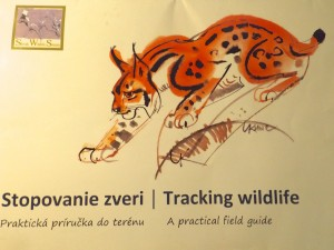 Booklet from Slovakian Wildlife Society © M McCallum